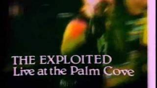 The Exploited Barmy Army - (Live at Palm Cove) pt 1