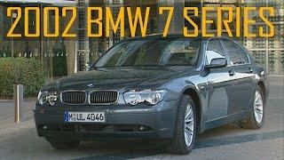 2002 BMW 730d (E65 7 Series Driving+Interior+Exterior)