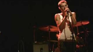 """""""Butterflies Instead"""" LIVE - K's Choice in Hamont Achel, Belgium AUG 06 2009"""