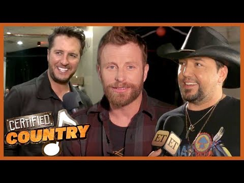 On the Road With Dierks Bentley, Luke Bryan and Jason Aldean   Certified Country