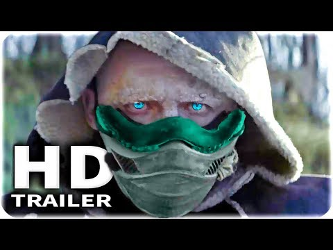 2307: WINTER'S DREAM Official Trailer (2017) NEW Sci-Fi Thriller Movie HD