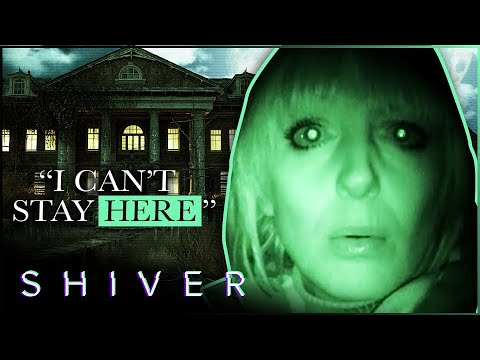 Cath How Terrified By Poltergeist's Swinging Ladle - Most Haunted