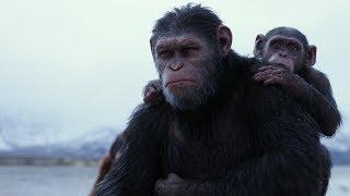 Maymunlar Cehennemi 3: Savaş Dublajlı Final Fragman