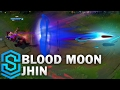 Blood Moon Jhin Skin Spotlight - League of Legends