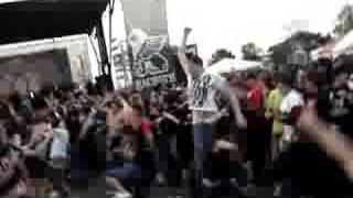 Every Time I Die - Ebolarama Live at the Bamboozle