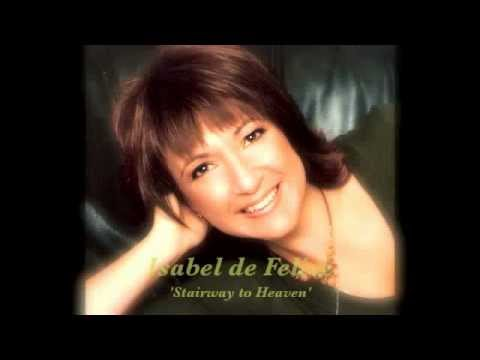 Isabel de Felice sings Stairway to Heaven, Led Zeppelin, Heart -  Cover