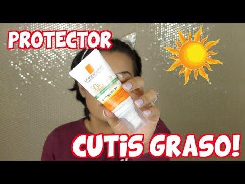EL MEJOR PROTECTOR SOLAR ☀️ PARA CUTIS GRASO!!!! 😱 / LA ROCHE-POSAY