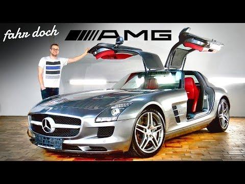 EINEN SLS KAUFEN?! Mercedes SLS AMG Gebrauchtwagencheck | Traumauto als Wertanlage? Fahr doch