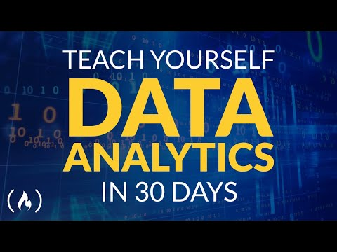 Data Analytics Crash Course: Teach Yourself in 30 Days