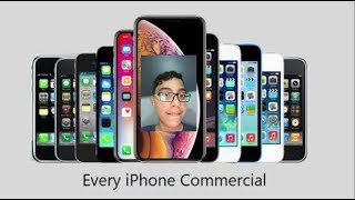 Reacting to Every Signature iPhone Commercial!