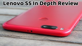 Lenovo ने Launch किया धांसू फ़ोन,Redmi note 5 pro killer, Lenovo S5 Full Indepth Review and Price