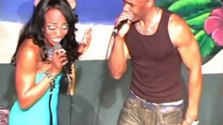 Dangerus Diva performs It's My Birthday Live Debut with Ap 1nabillion @ Universal Studios