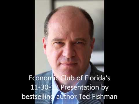 Sample video for Ted Fishman
