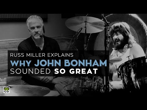 Why John Bonham Sounded so Great