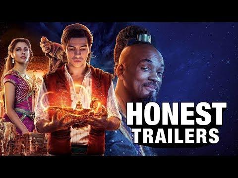 Aladdin (2019) - Upřímné trailery