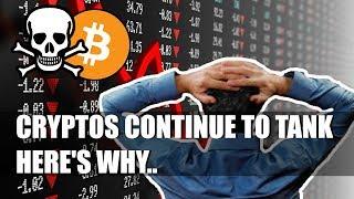 Crypto Markets Crash! | BCASH FUD? | Bank of America Wins!