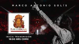 Marco Antonio Solís - Por amor a Morelia Michoacan