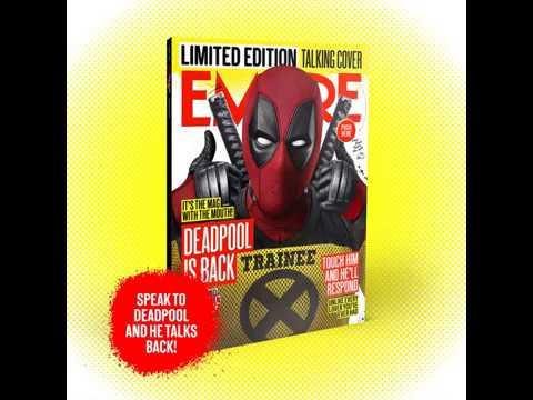 《死侍2》帝國雜誌說話封面宣傳片
