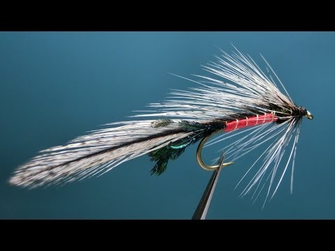 "Fly tying video:  Spruce Matuka. Fly fishing ""FlyTier's Eyes. No.46"""
