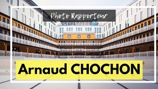 Photo Rapporteur interview Arnaud Chochon