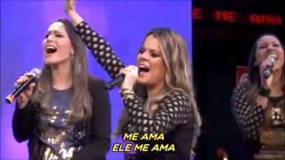 Ana Paula Valadão - Me Ama + Espontâneo - Congresso Mulheres Diante do Trono 2016