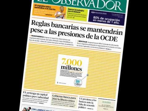 7 Billion Actions in Uruguay