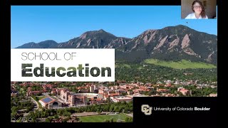 Undergraduate Studies at the CU Boulder School of Education