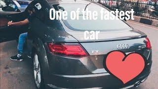Gedi in Audi TT..❤️