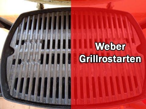 Weber Grillrost Unterschiede [Weber Q 1200]