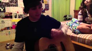 I Wanna be with You- Adam Hood. (cover)
