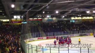 preview picture of video 'Impressionen vom Benefizspiel Straubing Tigers vs Deggendorf Fire (10:1)'