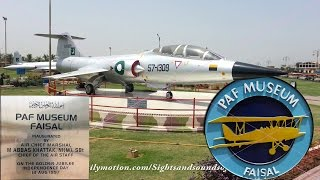 preview picture of video 'PAF Museum, Karachi'