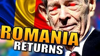 Romania Strikes Back! | Hearts of Iron 4 [HOI4 King Michael Returns]