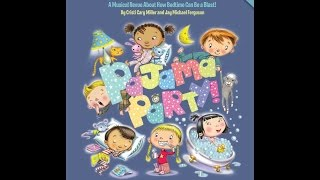 Pajama Party! - By Cristi Cary Miller and Jay Micheal Ferguson