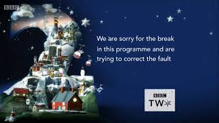 BBC Two Fault (2nd December 2017)