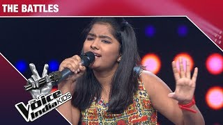 Pihu, Laxmi And Shruti Performs On Darling | The Voice India Kids | Episode 11