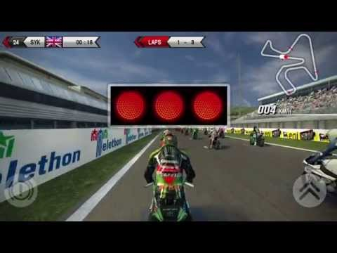 SBK15 Official Mobile Game video