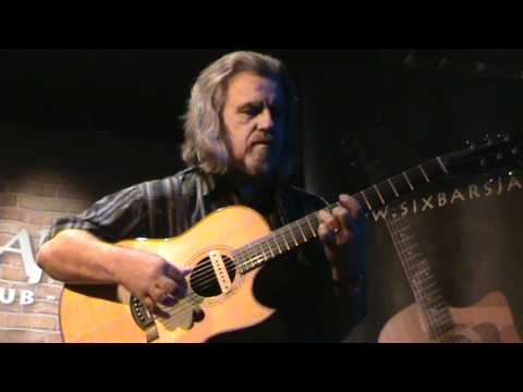Tim SPARKS in concerto al SIX BARS JAIL - 6.4.12 - Mississippi Blues