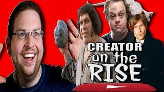 No Small Parts Productions - CREATOR ON THE RISE