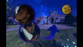 PASSEI A NOITE NA MANSÃO DA BREAKMEN SEM NINGUEM SABER | Chris Brown |