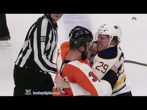 Jake McCabe vs Radko Gudas