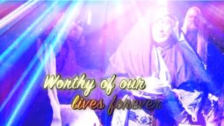 At the Feet of Jesus/O Holy Night! (Lyric Video) | Breath of Heaven [Ready to Sing]