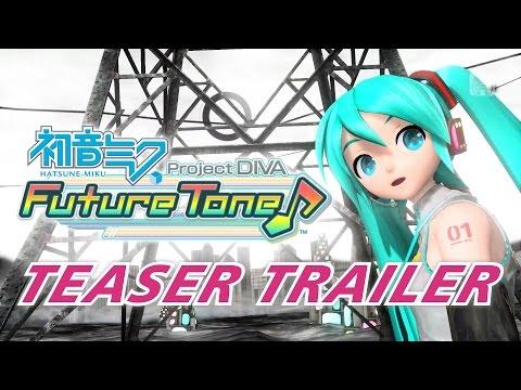 Hatsune Miku Project DIVA Future Tone Teaser thumbnail
