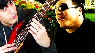 """All Star"" By Smash Mouth But It's On Bass Guitar"