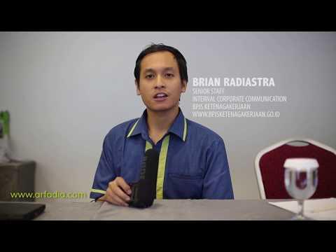 Testimonial Arfadia - BPJS Ketenagakerjaan