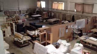 Visita de nuestra Fábrica de Sofás
