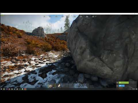 stuck on 60 fps , i tried everything, help ! :: Rust 일반 토론