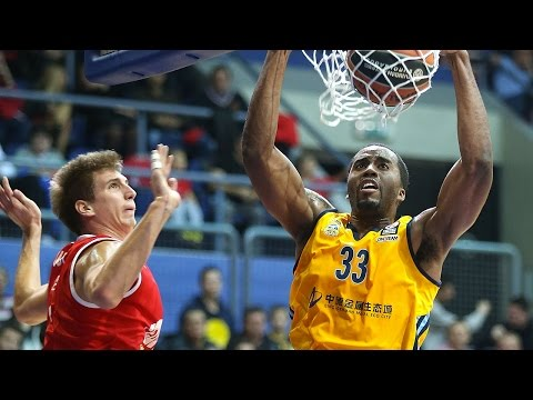 Highlights: Cedevita Zagreb-Alba Berlin