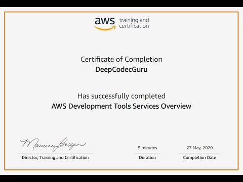 AWS 100% Free Certificate 2020 || Earn AWS Free Online ...