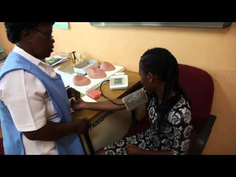 Improving Health Care in Zambia